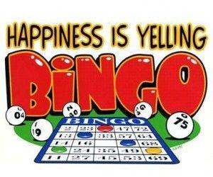 Wednesday Night Bingo!