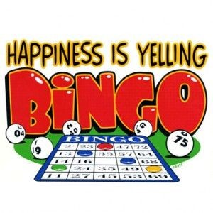 Wednesday Nights Bingo!