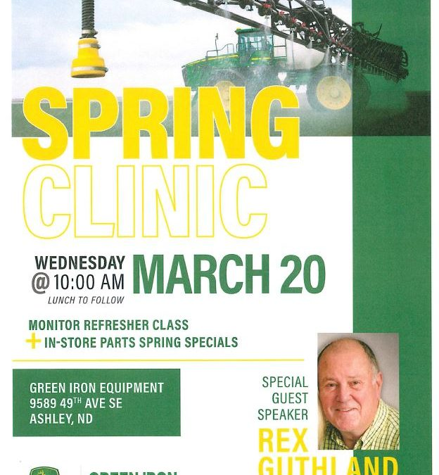 GIE Spring Clinic