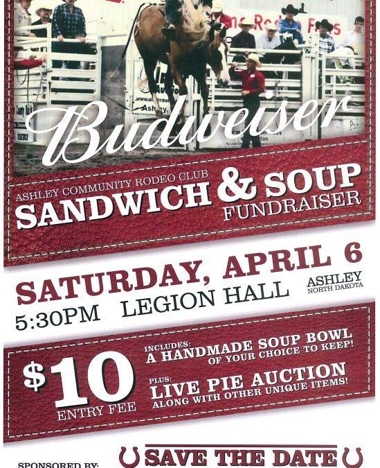 Sandwich & Soup Fundraiser