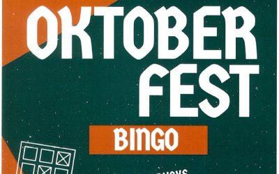 Oktoberfest BINGO!